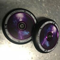 Root Industries 110mm AIR Wheels - Black/Galaxy  new scooter