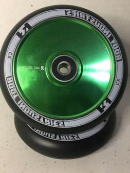 Root Industries 110mm AIR Wheels - Green  #RATCAN