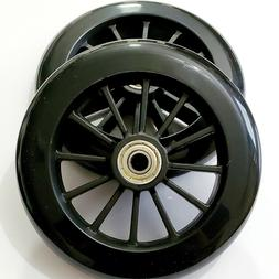 2-Pack 125mm Inline Skate Scooter Wheel razor kick mini micr