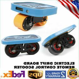 110V 350W Electric Drift Board  Skateboard Scooter Outdoor S