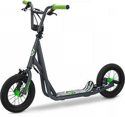 """Mongoose Kids Scooter Toy Toys 12"""" Air Filled Tires Child Tr"""