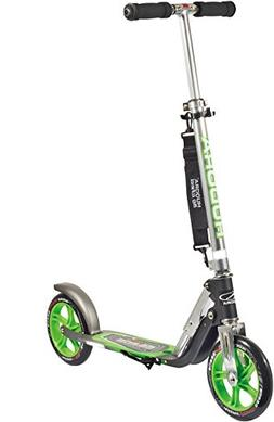 HUDORA 14695 Kick Scooters for Adults & Children Aged 10+, 2