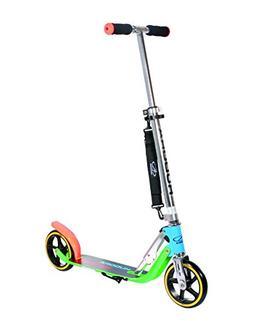 HUDORA 14747 Foldable Scooters with Big PU Wheel Aluminum Ki