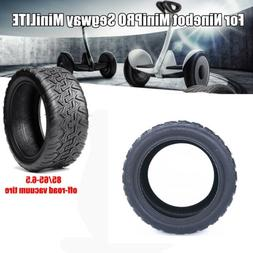 1pc Electric Scooter Off Road Vacuum Tire For Ninebot Mini P