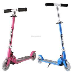 Kick Scooter for Kids 4-8 Age Boys & Girls 2 Light Up Wheel