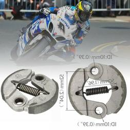 2 stroke clutch pad assembly engine spring
