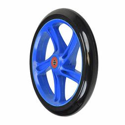 200 mm Wheel for the Fuzion CityGlide Kick Scooter, Black Wh