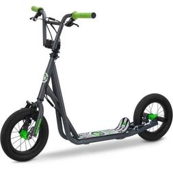 "Mongoose 2016 Expo Scooter, 12"", Gray"
