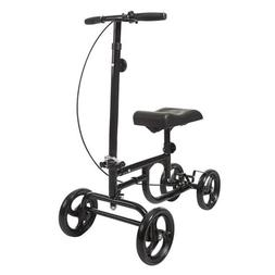 Newest ELENKER Economy Knee Walker Steerable Medical Scooter