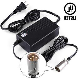 24V 2A Electric Scooter Battery Charger for Jazzy Power Chai