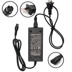 Wyness Battery Charger 100-240V 50/60Hz Power Supply for Ele
