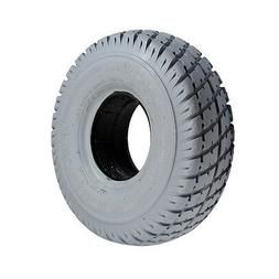 3.00-4  Foam-Filled Mobility Tire with Durotrap Knobby Tread