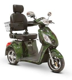 3-Wheel Scooter with High Speed in Green