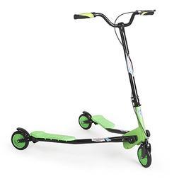 AODI 3 Wheels Scooter Swing Motion Speeder Foldable Kickboar