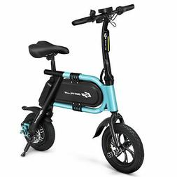 350W High Speed Folding Adult Electric Scooter 15.5MPH Pedal