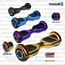 Electric Hoverboard Smart Self Balancing Scooter HOVER BOARD