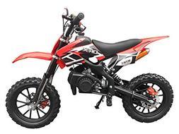 49CC 2-Stroke Gas Power Mini Dirt Bike,Pit Bike Dirt Off Roa