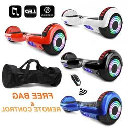 "6.5"" 2-Wheels Electric Motorized Scooter Hoverboard Hoover B"