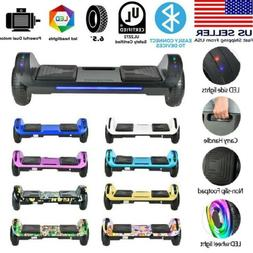 """6.5"""" Bluetooth Hoverboard Self Balance Electric Scooter UL n"""