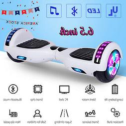 "6.5"" Hoverboard Bluetooth LED Self Balancing Electric Scoote"