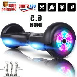 "6.5"" LED Hoverboard Smart Wheel Electric Self Balance E Scoo"