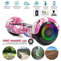"""6.5"""" Off Road Hoverboard Self Balancing Electric Scooter All"""
