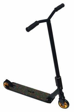 Royal Scooters 71110 Knight Freestyle Stunt Scooter, Black/G