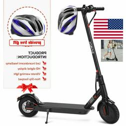 8.5Inch 350W Folding Electric Scooter Skateboard Riding Kick