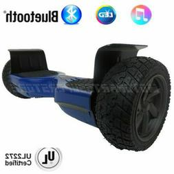 """8.5"""" Hummer Wheel Self Balance Scooter Hoverboard All Terria"""
