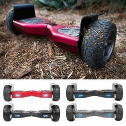 "8.5"" uL off Wheel tough Self balancing Scooter all terrain B"