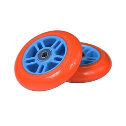 98 mm Razor A Kick Scooter Wheels with Bearings