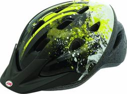 Bell Youth Richter Helmet, Black Riot
