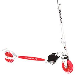 Razor A3 Kick Scooter, Red, Frustration Free Packaging