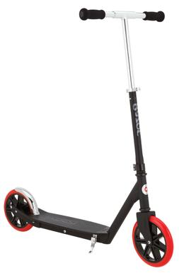 Razor A5 Carbon Lux Kick Scooter Black Extra-large Wheels Fu