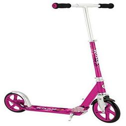 Razor A5 Lux Kick Scooter , Pink