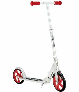 Razor A5 LUX Kick Scooter Red - FFP Frustration-Free Packagi
