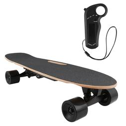 Aceshin Electric Skateboard 350W Motor Longboard Board Wirel