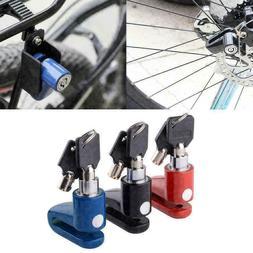 anti theft wheel disc brakerotor lock security