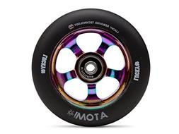 Lucky Scooter Atom Pro Scooter Wheel , NeoChrome/Black, 110m