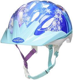Bell Sports Disney Frozen Bike Helmet, Child, Aqua Blue