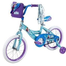 "Huffy Bicycles 41395 16"" Girls Frozen Bike"
