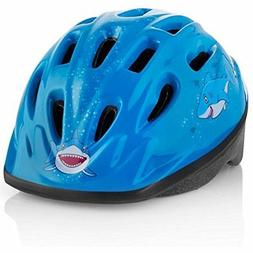 TeamObsidian Kids Bike Helmet  – Adjustable from Toddler t