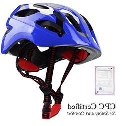 Basecamp Kids Bike Helmet, Children Cycling Helmet CPC Safet