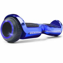 """Blue 6.5"""" Bluetooth Hoverboard Electric Self Balancing Scoot"""