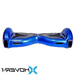 Blue H1-Scooter, Model 5950- 12 MPH Electric Scooter with 3