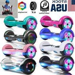 bluetooth hoverboard electric self balancing scooter ul
