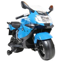 bmw motorcycle licensed ride toys