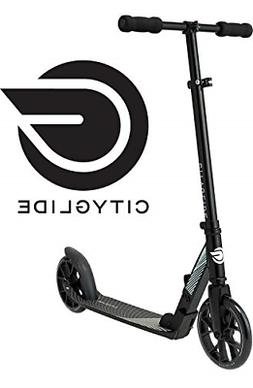 CITYGLIDE C200 Kick Scooter for Adults, Teens - Foldable, Li