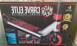 Madd Gear CARVE ELITE Stunt scooter BLACK & Red