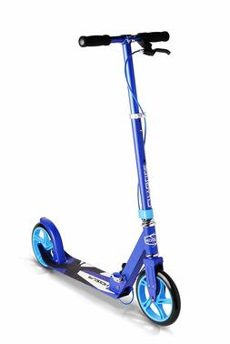Fuzion Cityglide B200 Adult Kick Scooter w/Hand Brake - 220l
